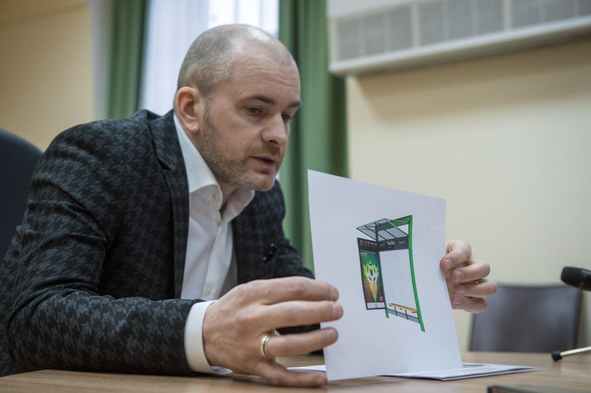 Главный художник Екатеринбурга: «За новые остановки заплатят рекламные агентства»