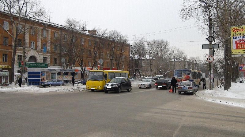 На Сортировке автобус сбил школьника