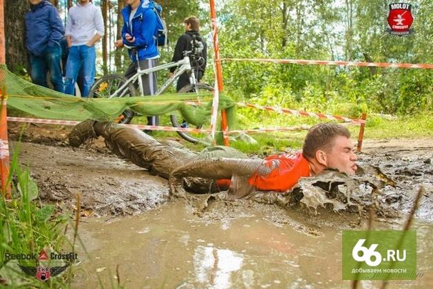 Переправы, гребля, бег: в Екатеринбурге стартуют Ural Dirty Race 2015