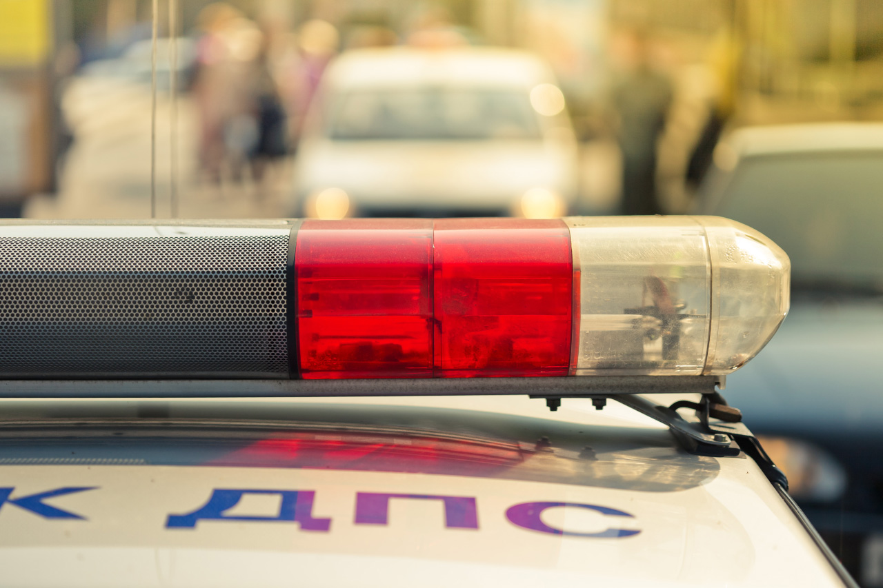 Тагильские полицейские устроили погоню со стрельбой за неадекватным водителем