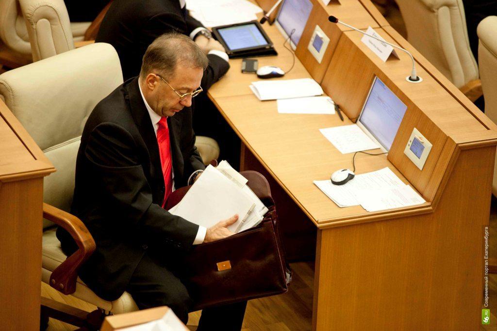 Игорь Ковпак уходит из Заксобрания из-за проблем с сердцем