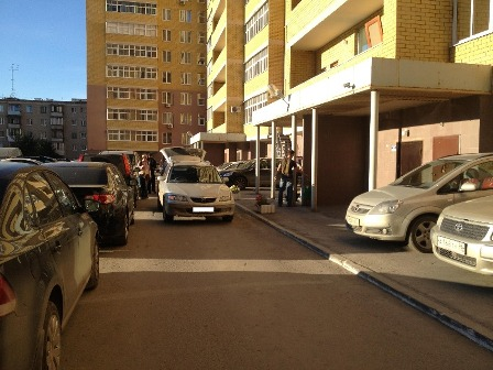 Вчера в Екатеринбурге сбили трех пешеходов