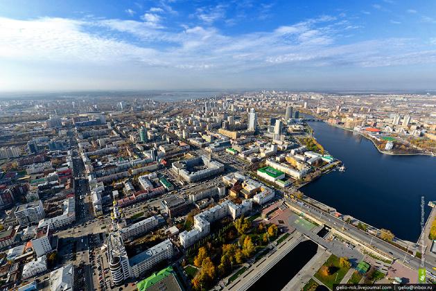 Спецпроект «Обзорная экскурсия»: вы увидите Екатеринбург по-новому