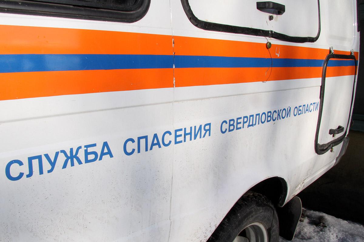 В Среднеуральске рухнул башенный кран