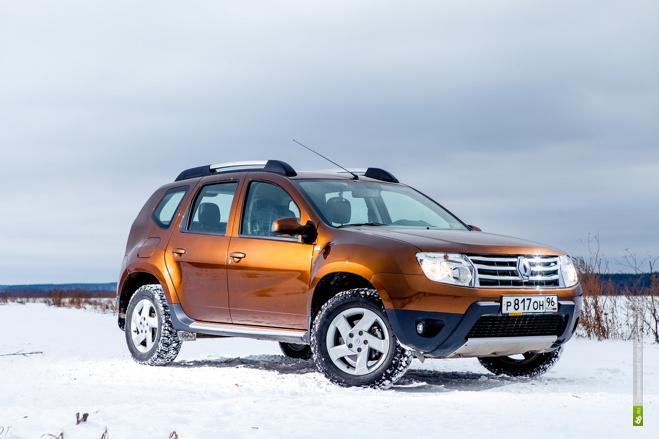 Renault поднял цены на Duster и Logan
