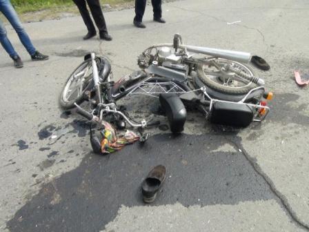 В Заречном 83-летний водитель мопеда погиб под колесами КамАЗа