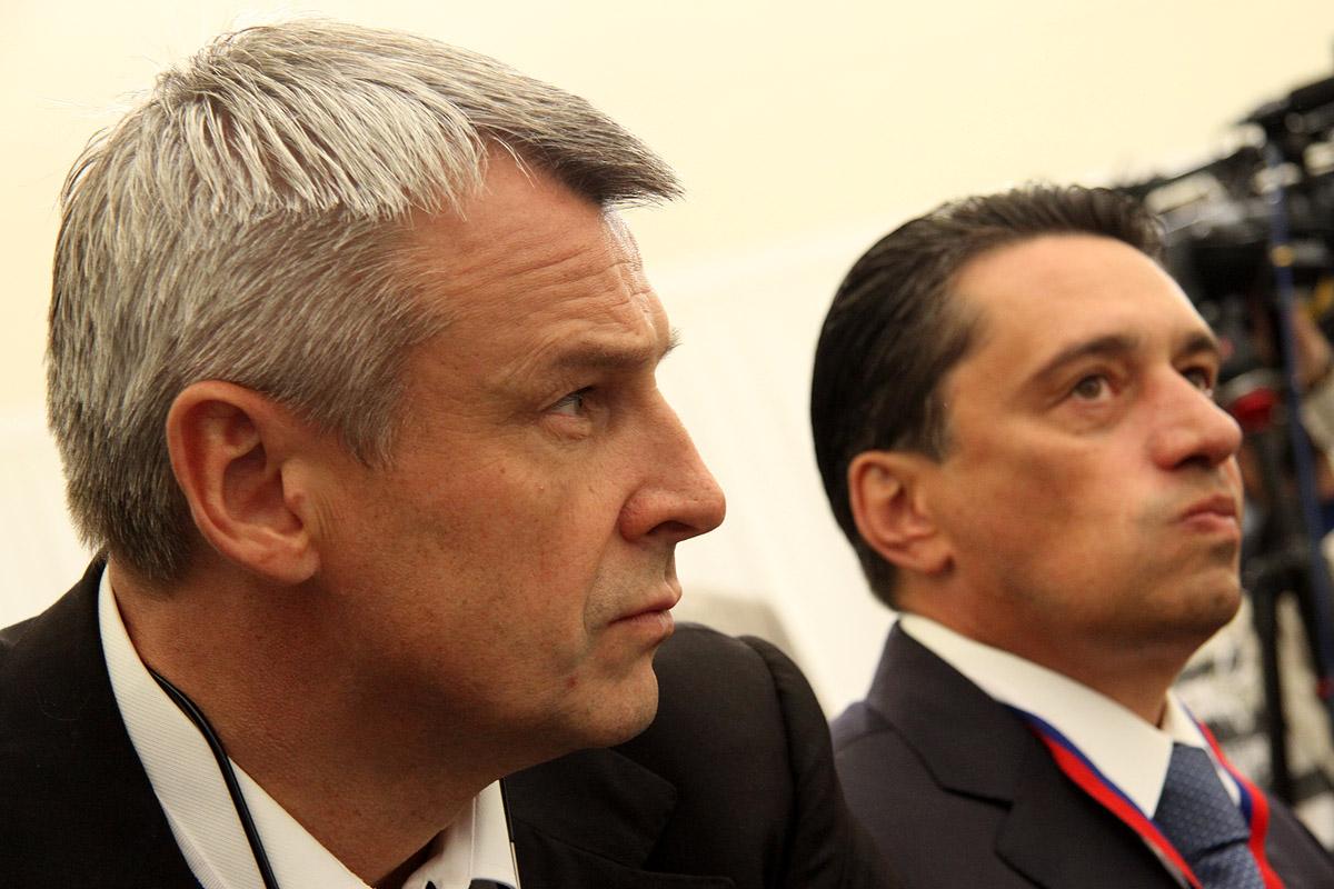 В борьбе за миллиарды Носов напомнил губернатору о тагильских планах Путина