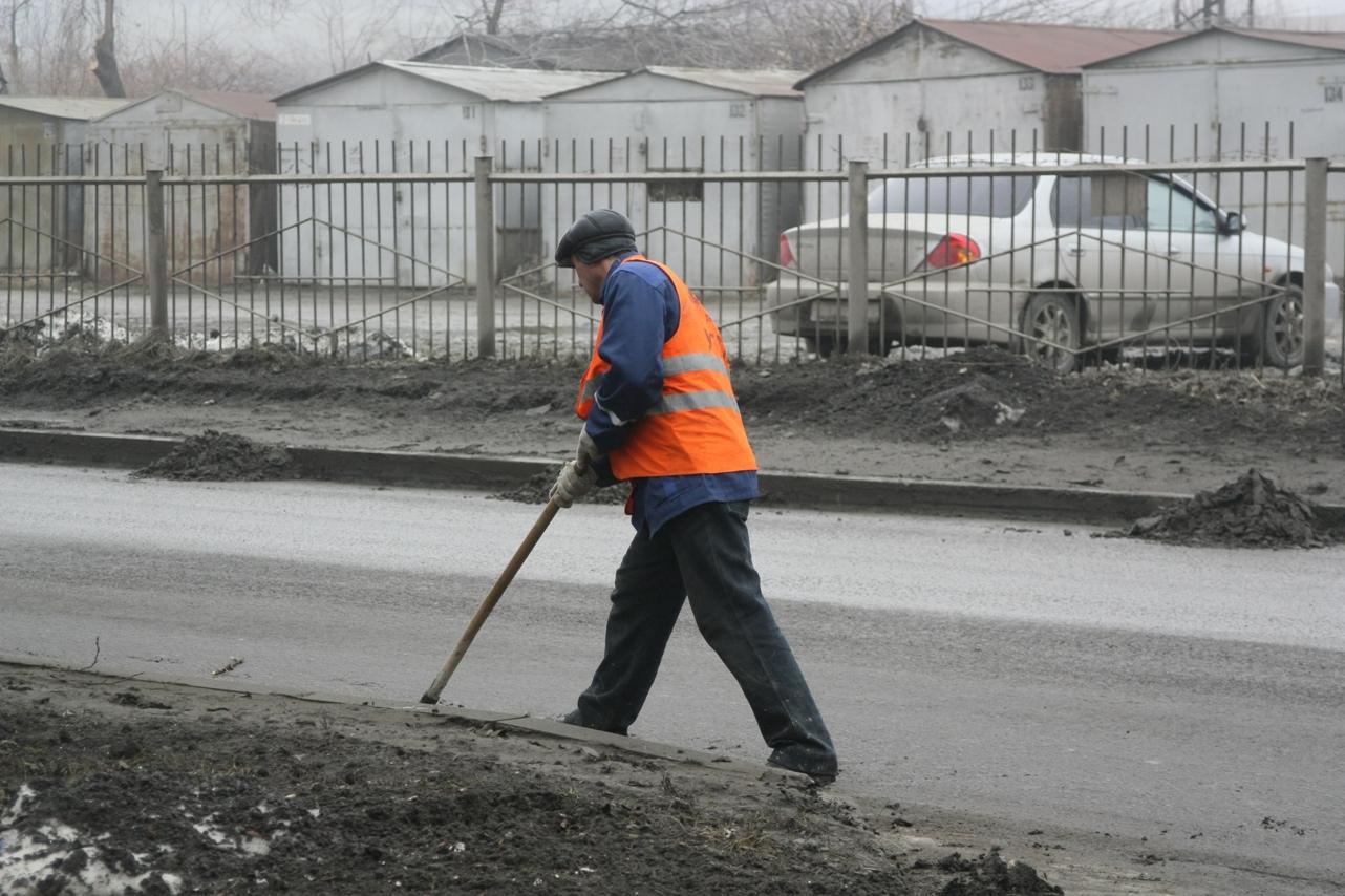Мэрия недовольна результатами уборки в районах Екатеринбурга