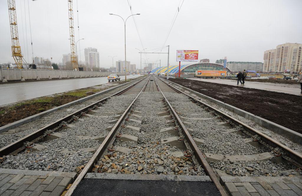 Мэрия планирует построить три трамвайных линии