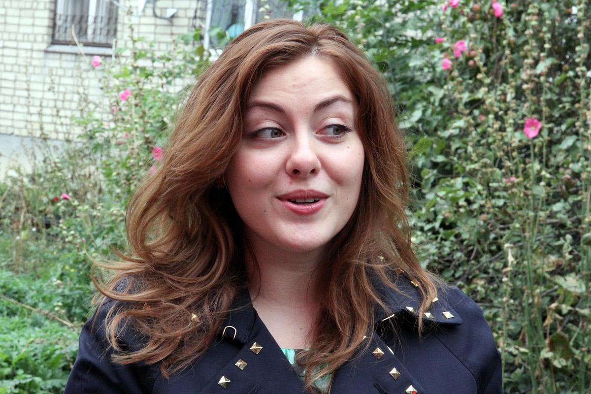 Анастасия Бакова пришла на участок, но не проголосовала