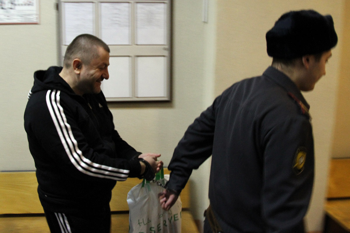 В процессе по делу Евгения Маленкина объявлен перерыв до конца августа