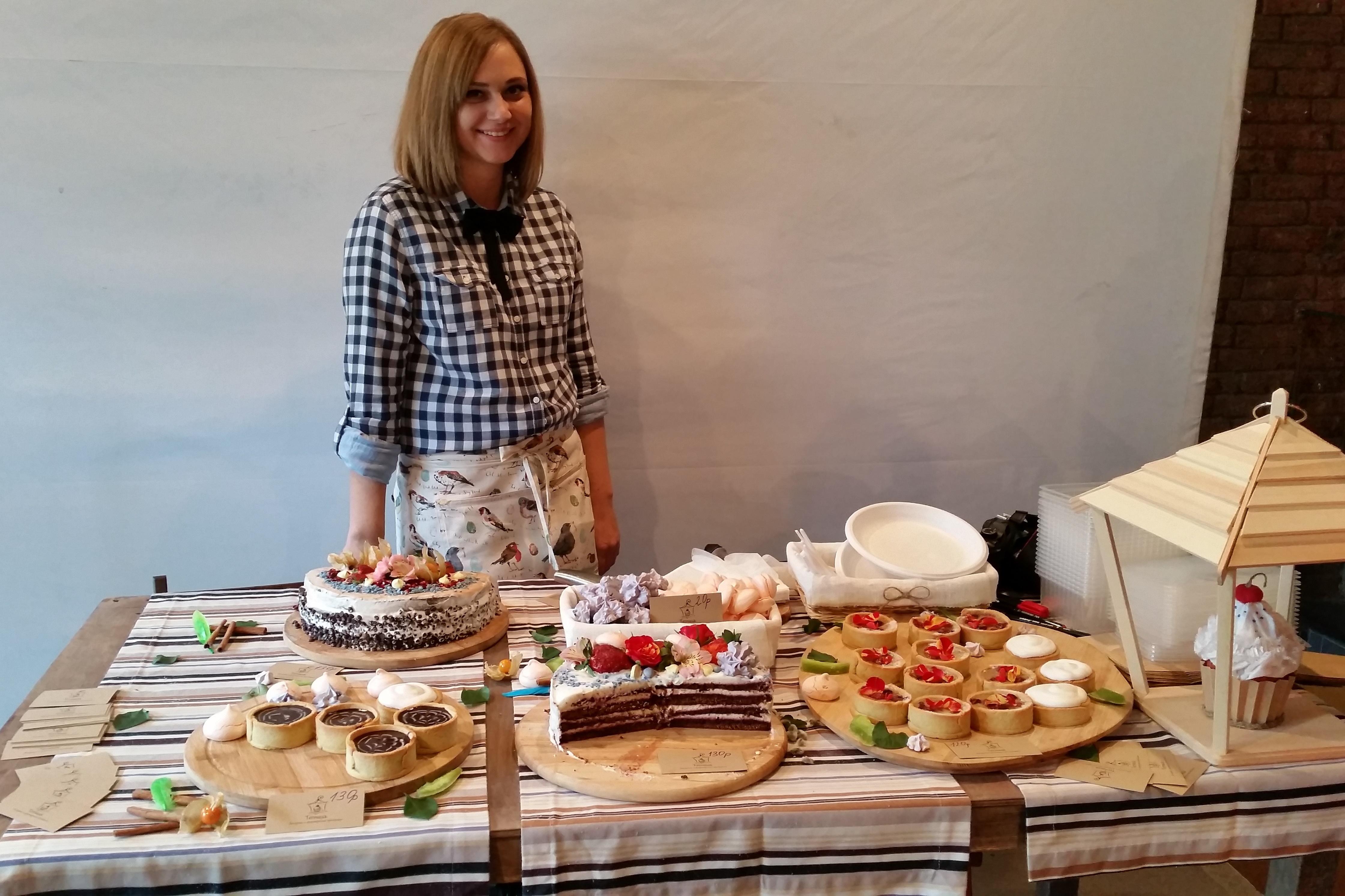 Принцесса Пупырка и антикризисные вкусняшки: в галерее «Свитер» прошла ярмарка Green Market