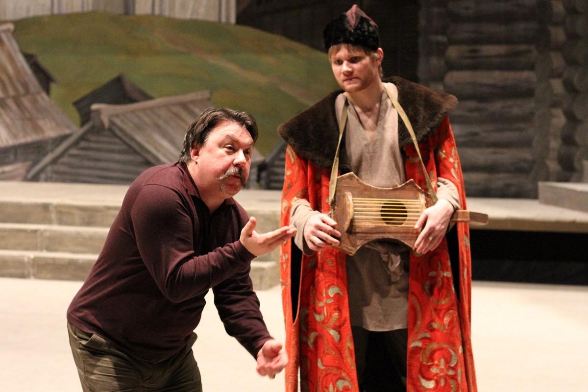 Театральный фестиваль «Браво!» стартовал в Екатеринбурге