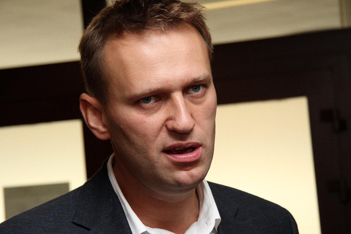Суд арестовал имущество Навального