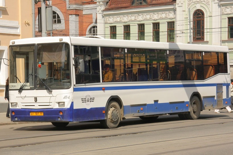 Автобусы 1-го маршрута изменят схему движения