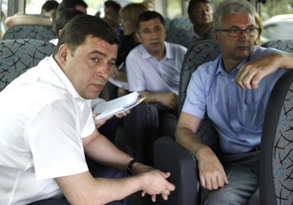 Куйвашев назвал своих выборщиков сити-менеджера Екатеринбурга