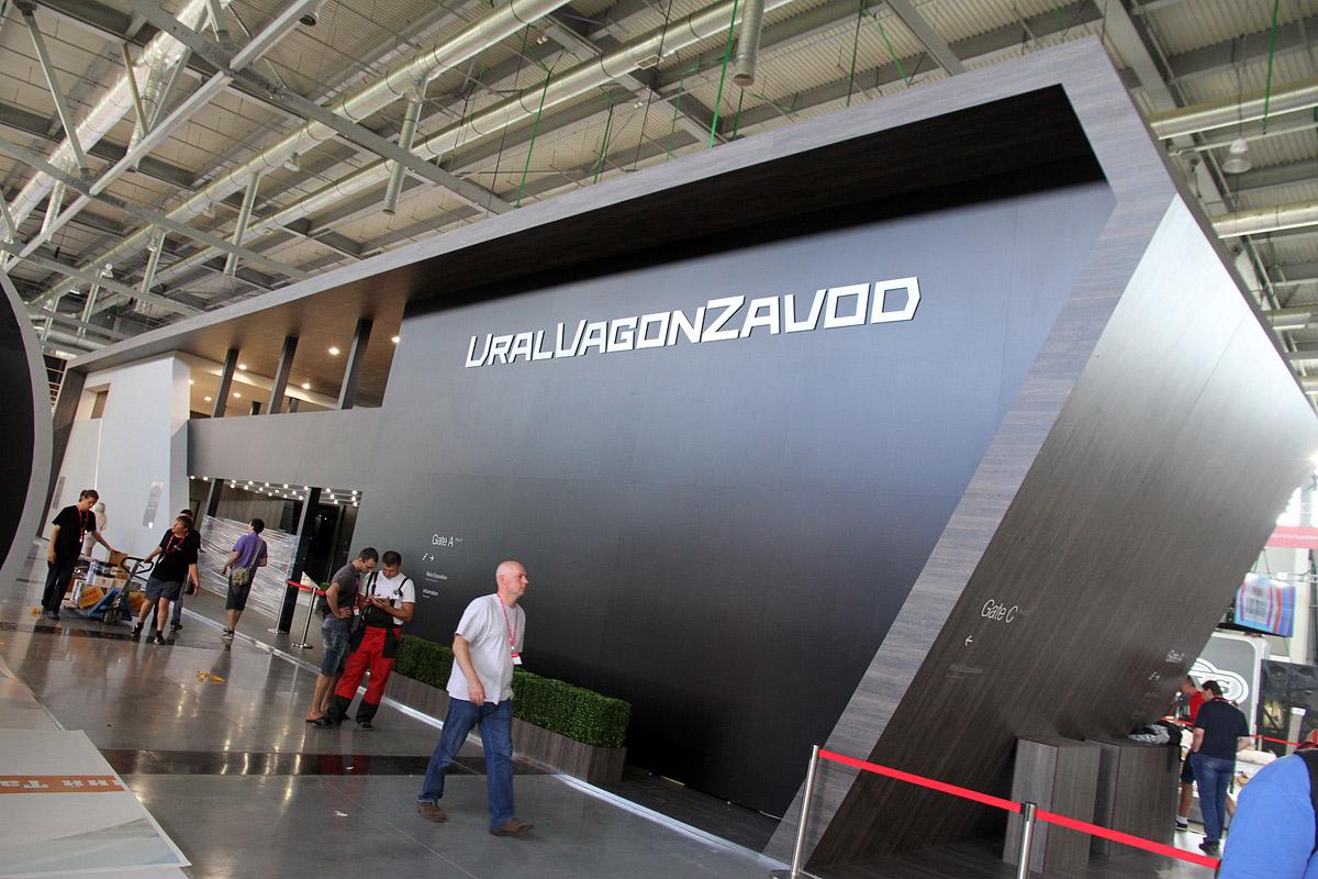 «Уралвагонзавод» создал первый в мире вагон из композиционных материалов