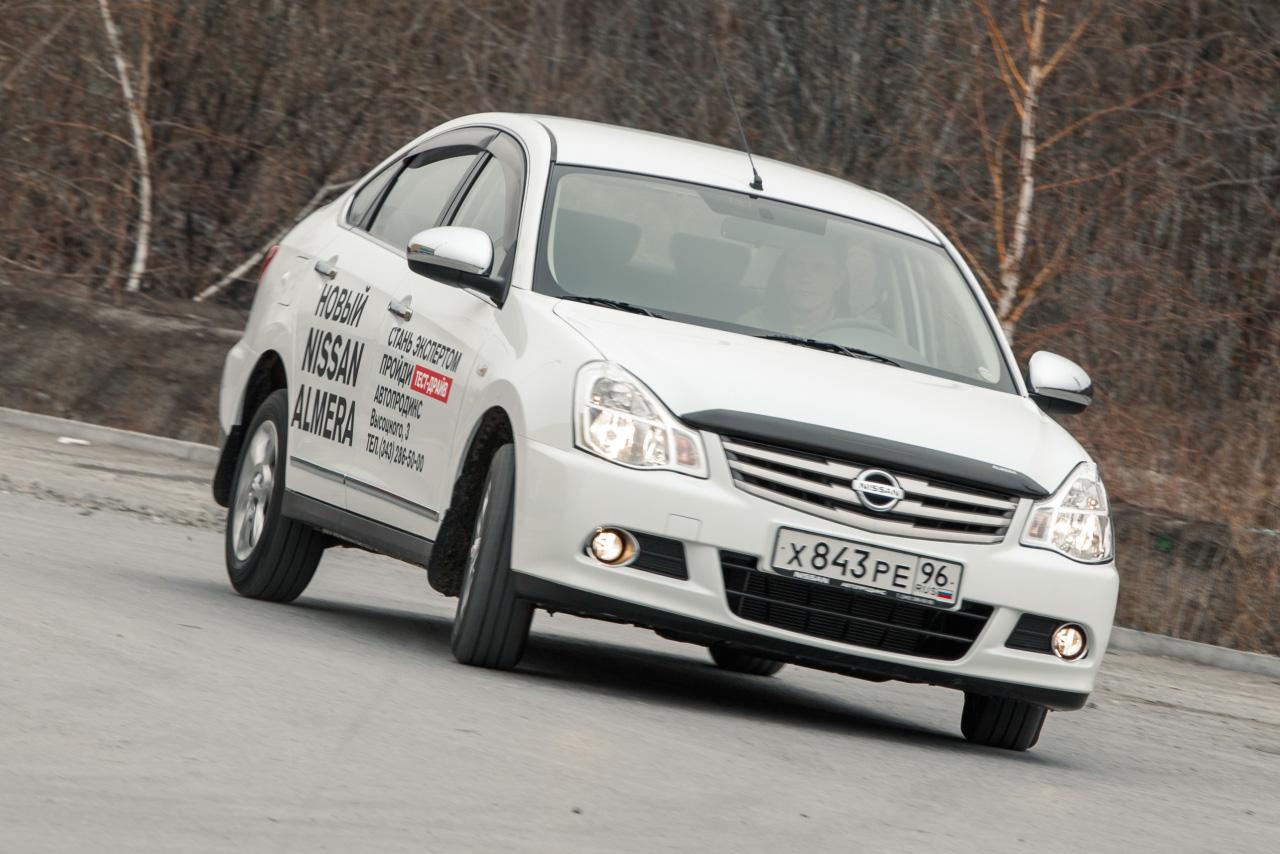 Вазовская Nissan Almera: русская душа и румынские корни