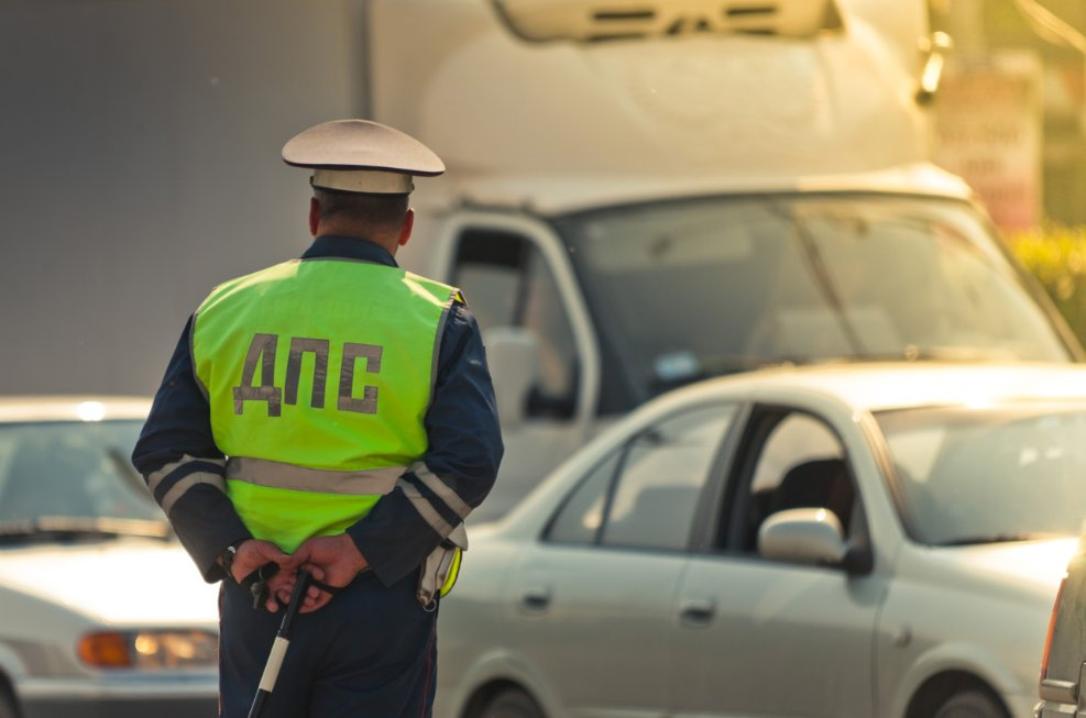Статистика свердловской ГАИ: за год инспекторов избивали 32 раза