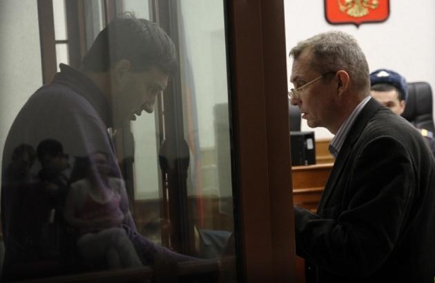 Обвиняемый в заказных убийствах экс-прокурор Карпов получил 20 лет колонии