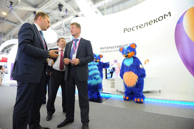 «Ростелеком» показал информационное будущее на «Иннопроме»