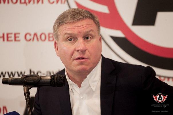 «Безбедность — это не про нас»: Алексей Бобров объяснил, почему город останется без хоккея