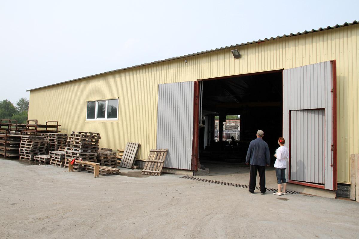 Крыша для бизнеса: как возвести ангар за месяц