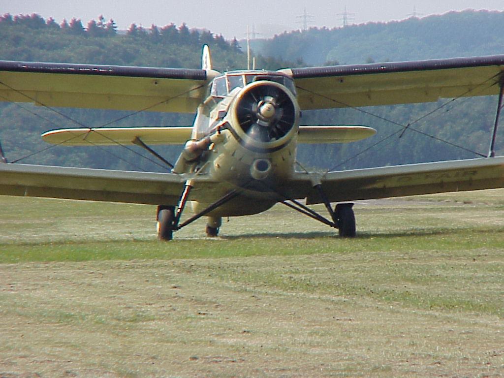 Спасатели передумали снова искать Ан-2 в районе озера Глубокое