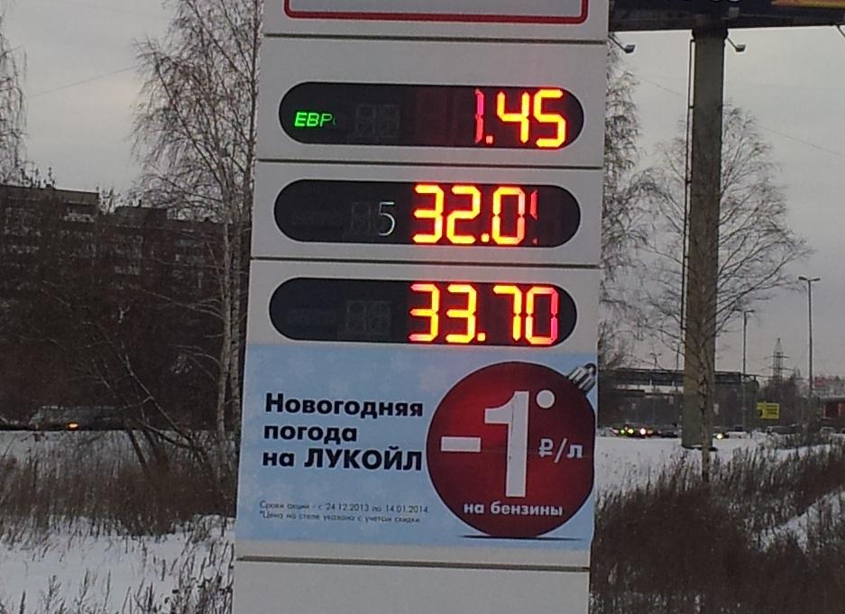 Мониторинг 66.ru: после праздников начала дорожать солярка