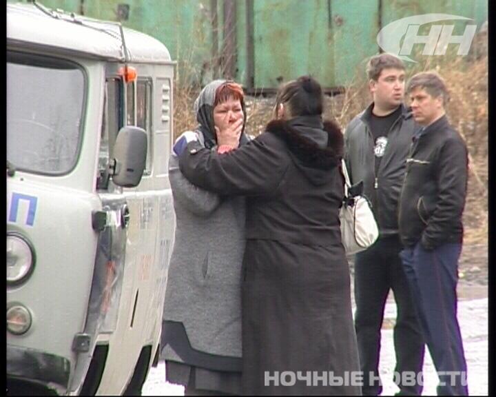Возле школы на улице Онуфриева найден труп