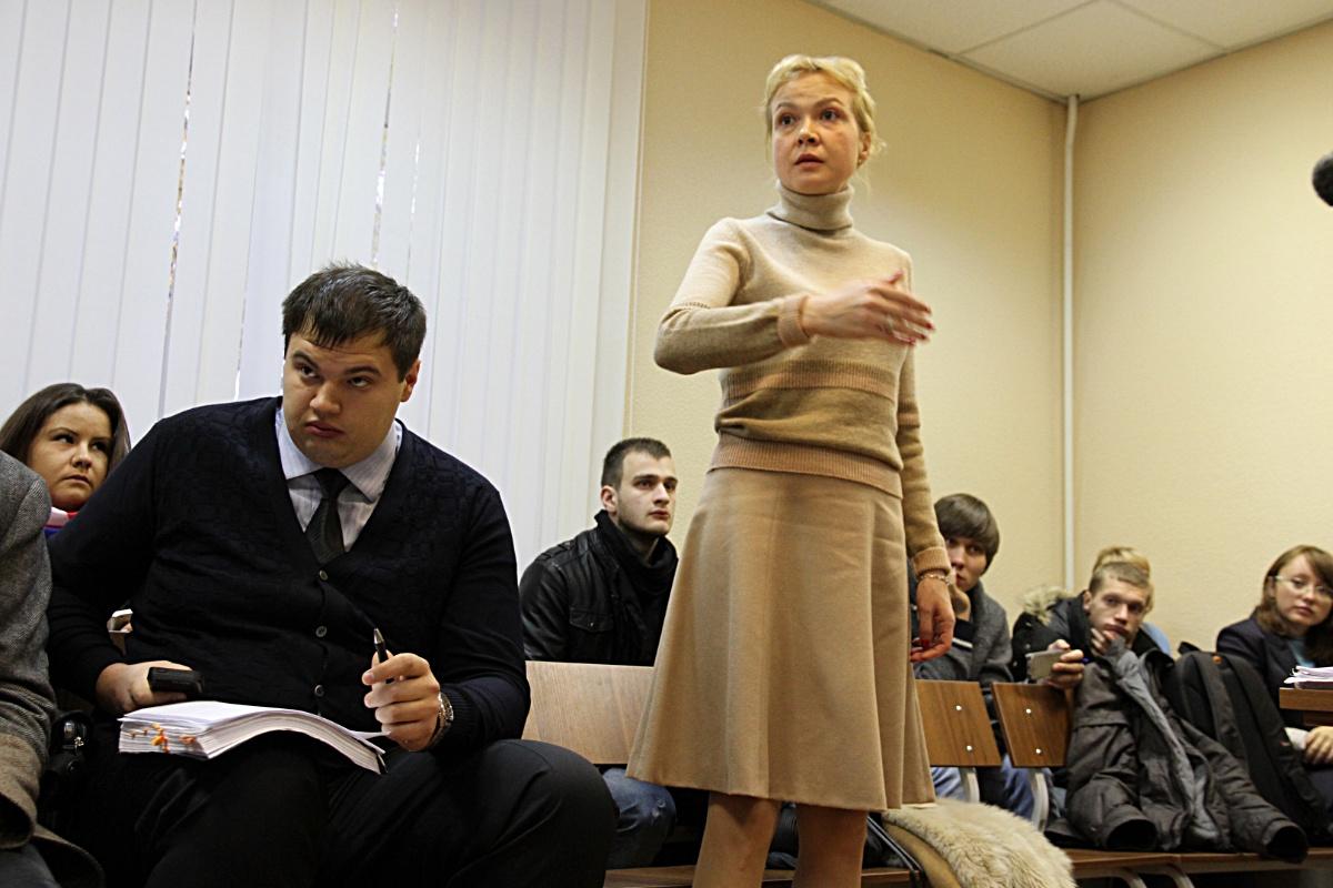 Засекреченные свидетели по делу Пановой подтвердили свои показания в суде