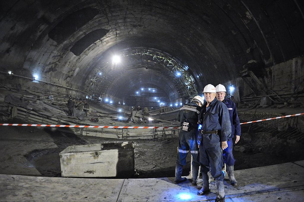 Екатеринбургский «Метрострой» вынужден рыть московскую подземку