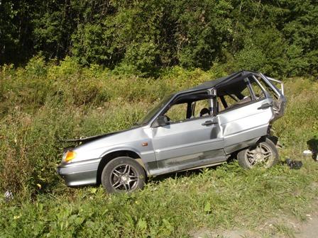 В ДТП на трассе Екатеринбург — Пермь пострадали мать и ребенок