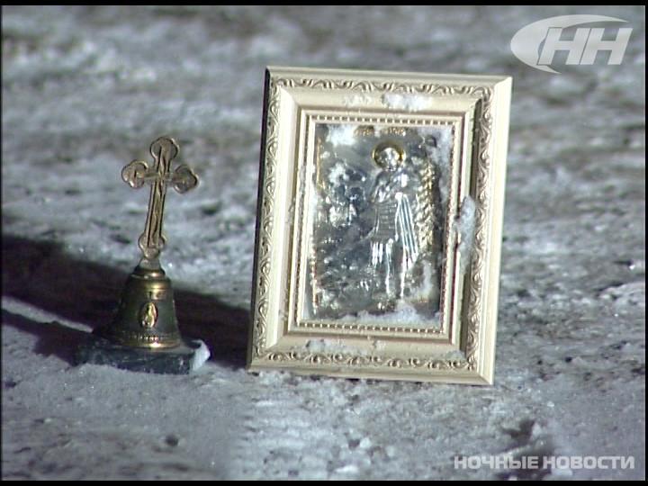 В ночь на Рождество екатеринбуржец выкинул с балкона иконы