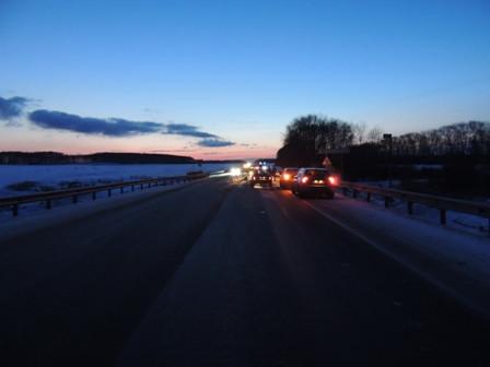 ГИБДД ищет водителя, насмерть сбившего девушку под Богдановичем