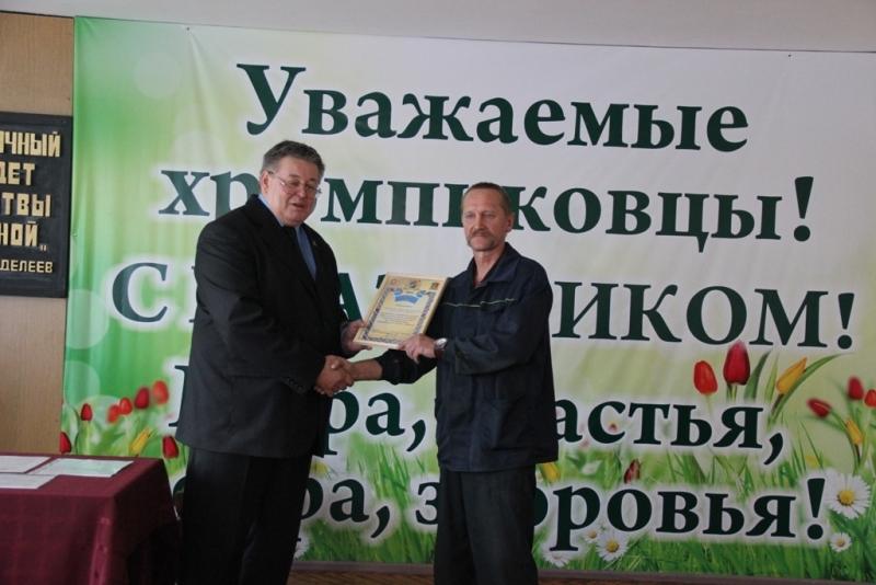 Житель Первоуральска, вытащивший трех тонувших после ДТП людей, получил грамоту