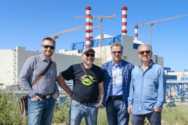 «Чайфы» показали, что за видео они сняли на Белоярской АЭС
