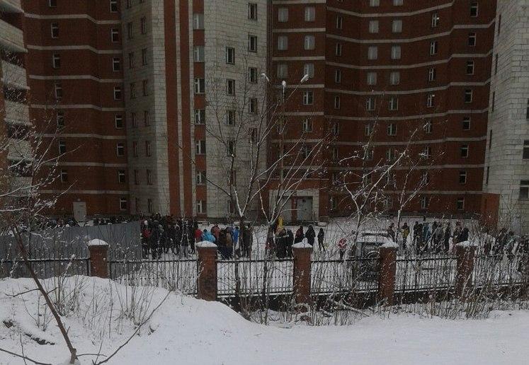О бомбе написали в полицию: «заминированы» два корпуса УрГЮУ