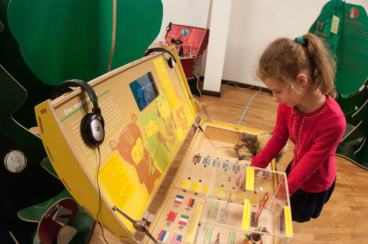 Музей истории Екатеринбурга открывает «Сказочные миры» для юных посетителей