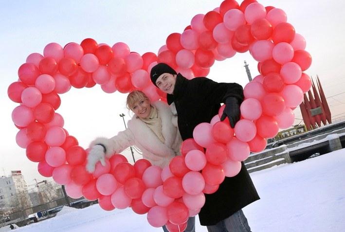 14 февраля по центру Екатеринбурга проедет «машина любви»