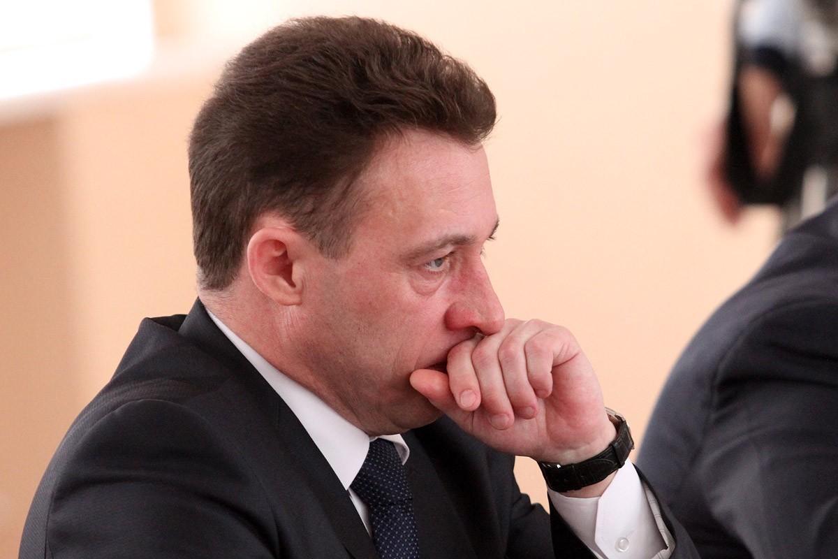 В Кремле заговорили о скорой отставке Игоря Холманских