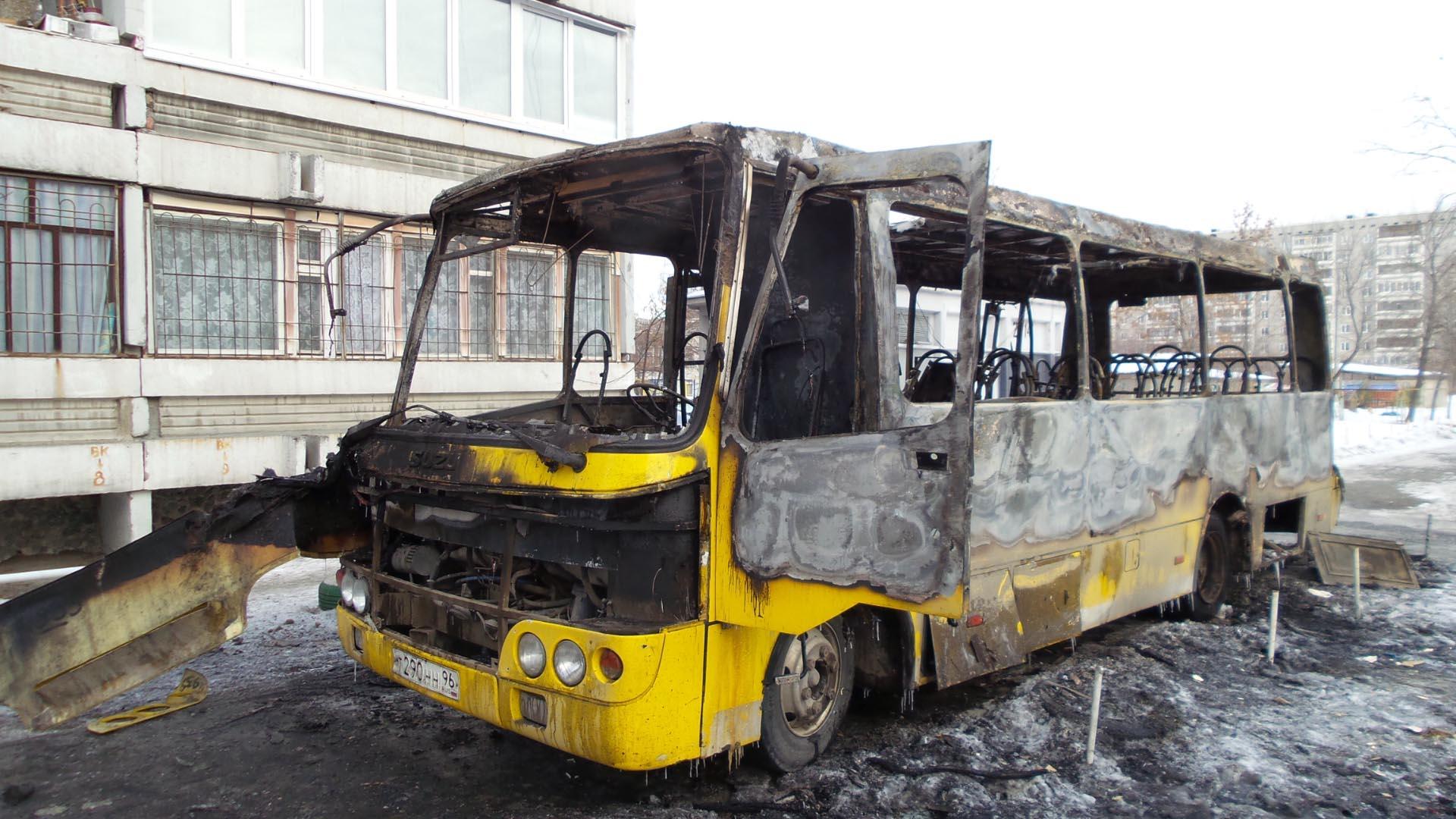 Водитель автобуса: ночные пожары на Юго-Западе устроил мстительный местный житель