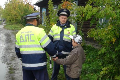 Туринский школьник поставил на уши всю местную полицию