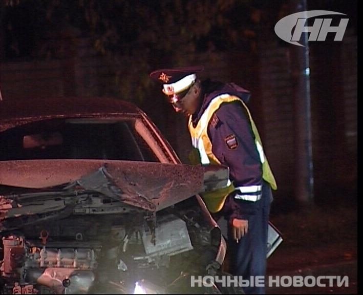 Нетрезвый водитель врезался на перекрестке в Audi