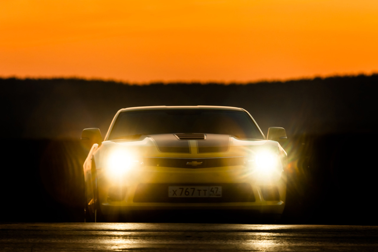 Личный опыт: Яна Кожаева и новый Chevrolet Camaro