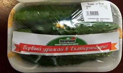 За свои — 276 рублей? «Деловая Россия» разберется, почему уральские огурцы дороже импортных