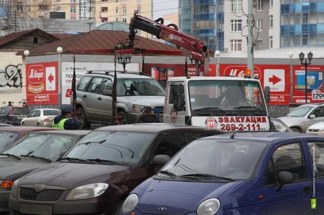 «ЕР» все-таки протолкнула поминутную тарификацию эвакуаторов