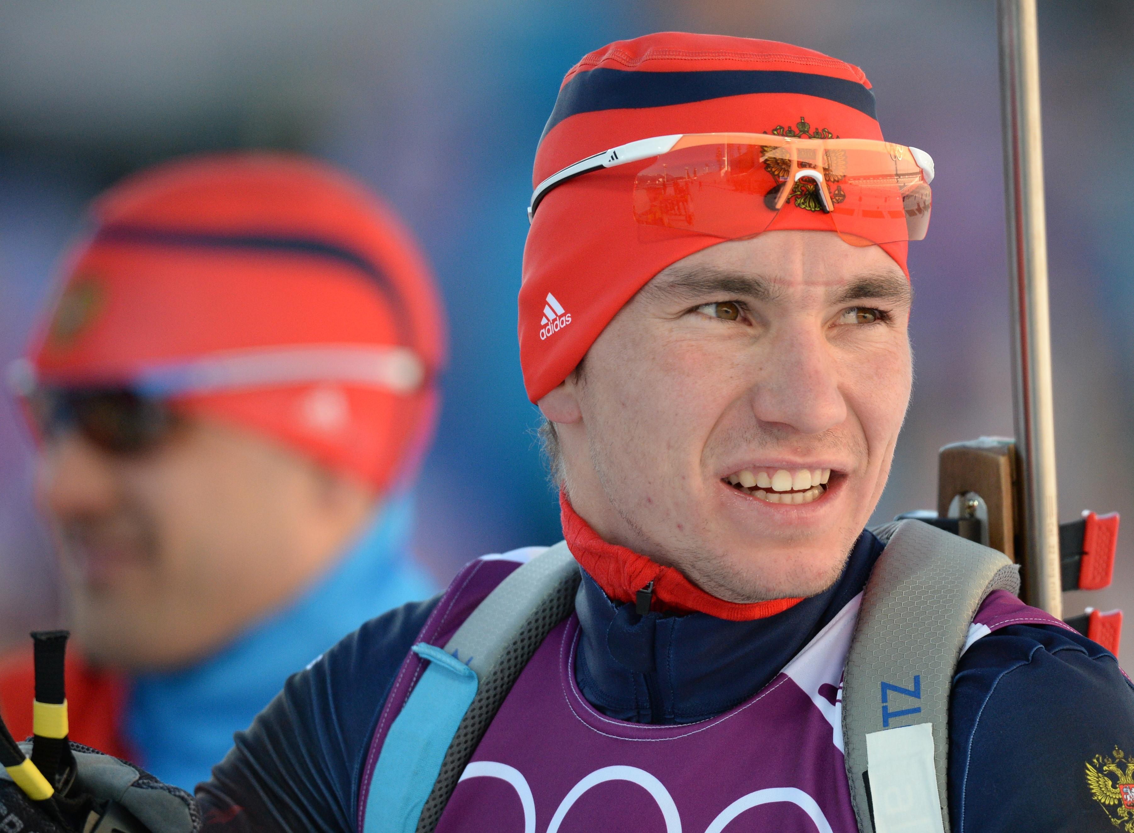 Антона Шипулина признали лучшим биатлонистом года в России