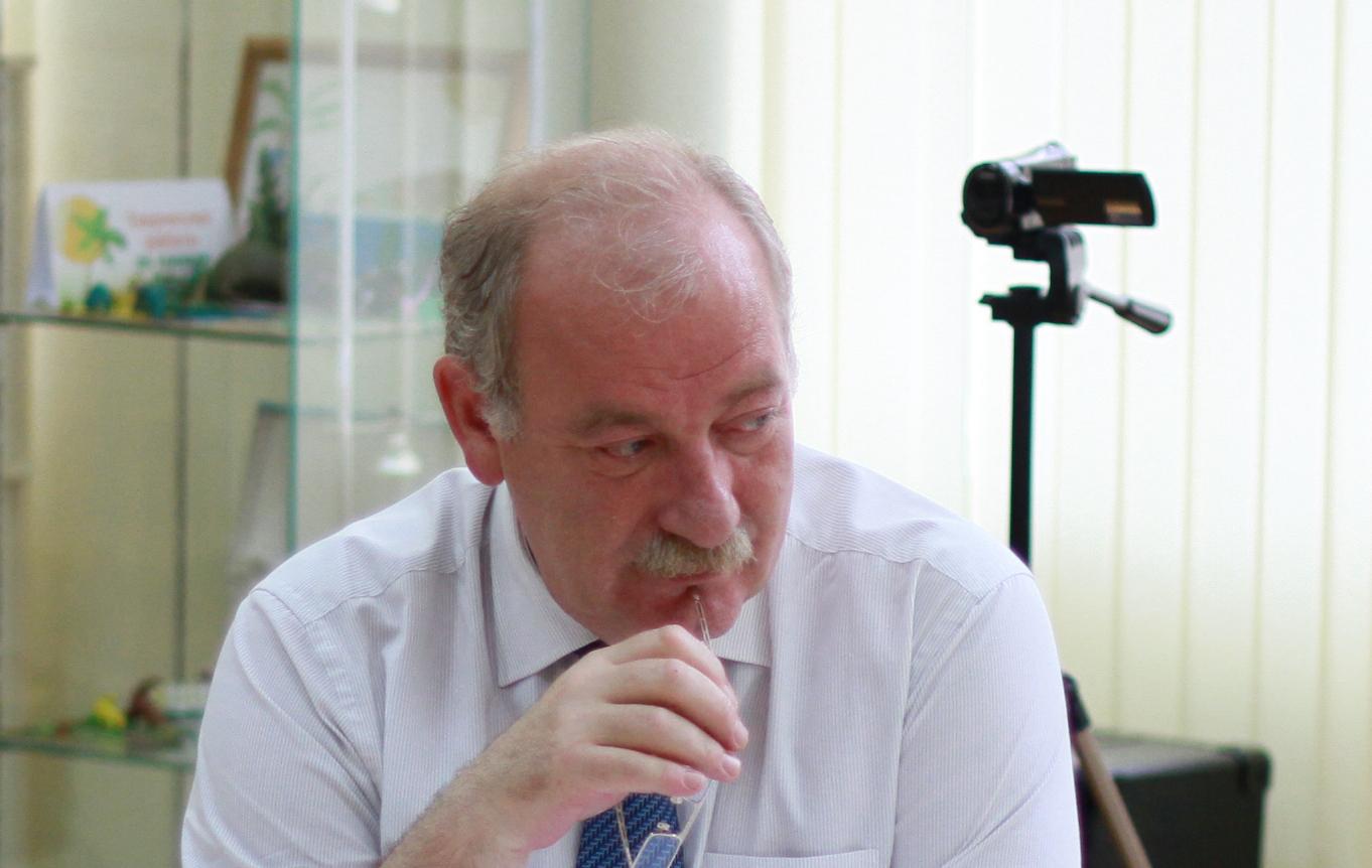 Евгений Липович: «В этом году мы серьезнее взялись за ремонт дорог»
