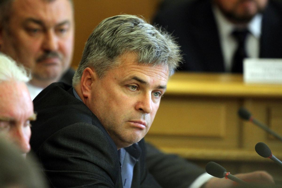 Олега Кинева лишат поста главы областного хосписа